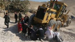 Israel Demolishes Palestinian Village
