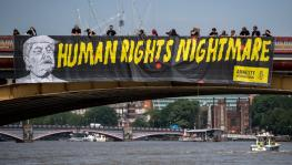 Trump Human Rights UK