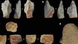 Ancient Stone Tools in Shangchen