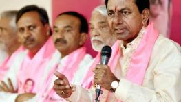 KCR Telangana early polls