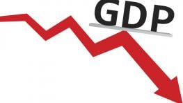 slow GDP growth