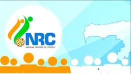Representational image, NRC logo for Assam.