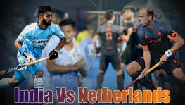 India vs Netherlands FIH Men's Hockey World Cup quarterfinals