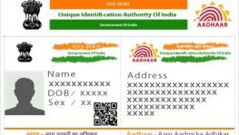 aadhar issue