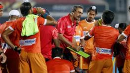 Harendra Singh, Indian hockey team coach