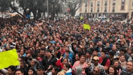 Factory Workers' Strike in Mexico