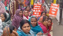 Bihar: Midday Meal Cooks' Protest Continues