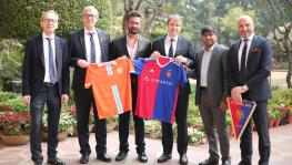 FC Basel 1893 buy 26 percent stake in I-League club Chennai City FC