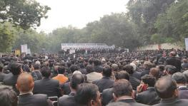 Nationwide Protest by Lawyers to Demand Welfare Measures