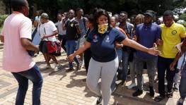 Crackdown On Students In South Africa Leaves One Dead