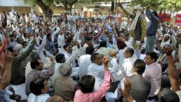 20 Lakh Government Employees Go on Strike Despite ESMA in Uttar Pradesh