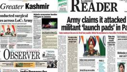 Illegal Censorship of Kashmir Media