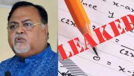 West Bengal Class 10 Paper Leaked and WB Education Minister Partha Chatterjee