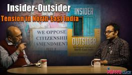 Insider-Outsider Tension in North-East India