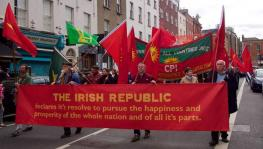 Our Allegiance Is To Irish Republic