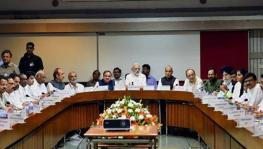 All-Party Meeting Unitedly Condemns Pulwama attack