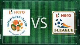 I-League vs Indian Super League (I-League vs ISL)