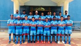 Indian hockey team for Sultan Azlan Shah Cup 2019 in Ipoh, Malaysia