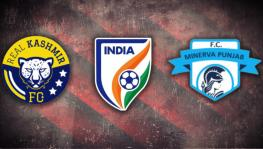 Real Kashmir vs Minerva Punjab I-League football match rescheduled