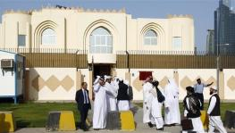 Taliban's office in Doha, Qatar