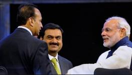 The 'Beneficiaries' of Modi's Globetrotting: Adani and Ambani
