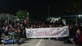 Patiala Law University Students Protest Over Unlawful Suspension of 6 Students