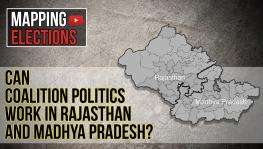 Mapping Election with Seema Mustafa: Can Coalition Politics Work in Rajasthan and Madhya Pradesh?