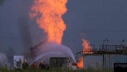 Two Contract Workers Killed in ONGC Well Fire Near Ahmedabad