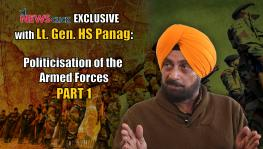 Newsclick Exclusive with Lt Gen (Retd) HS Panag: Politicisation of the Armed Forces (Part 1)