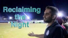 Reclaiming the night: Football fights back in Kashmir