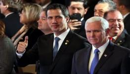 Juan Guaido declared himself president of Venezuela