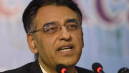 Pakistan's Finance Minister Asad Umar Steps Down
