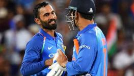 Dinesh Karthik and MS Dhoni will be wicketkeepers for India at the ICC Cricket World Cup 2019