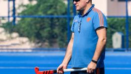 New Indian men's hockey team coach Graham Reid