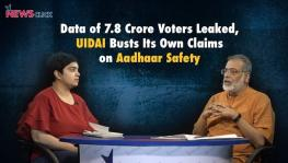 Data of 7.8 Crore Voters Leaked, UIDAI Busts Its Own Claims on Aadhaar Safety