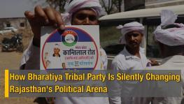 Elections 2019: How Bharatiya Tribal Party Is Silently Changing Rajasthan's Political Arena