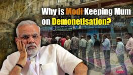Disillusioned or Damned; Why is Modi Keeping Mum on Demonetisation?