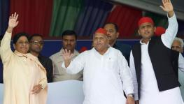 Elections 2019: At Historic Joint Rally, Mayawati, Mulayam Send Strong Message