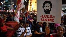Rallies in Brazil and the World Mark one Year Since Political Imprisonment of Lula