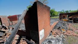 Black Churches Burnt Down in Suspected Racist