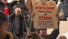 Stop & Shop strike USA