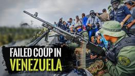 Venezuela failed coup