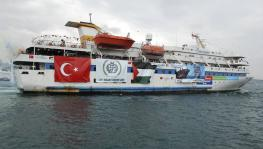 Comoros-flagged ship MV Mavi Marmara