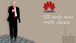 Huawei US China Technology War
