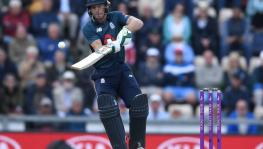 England Cricket Team's Jos Buttler