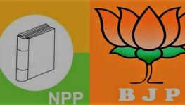 NPP and BJP alliance
