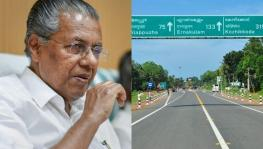 Pinarayi Vijayan & National Highway 66