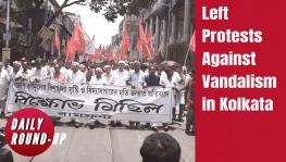 Daily Roundup Ep. 110: March by Left Front in Kolkata,