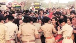 dalit wedding procession stopped