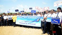 Union Threatens Industrial Action Over Jet Airways Issue